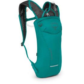 Osprey Kitsuma 1.5 Plecak z systemem nawadniającym Kobiety, teal reef